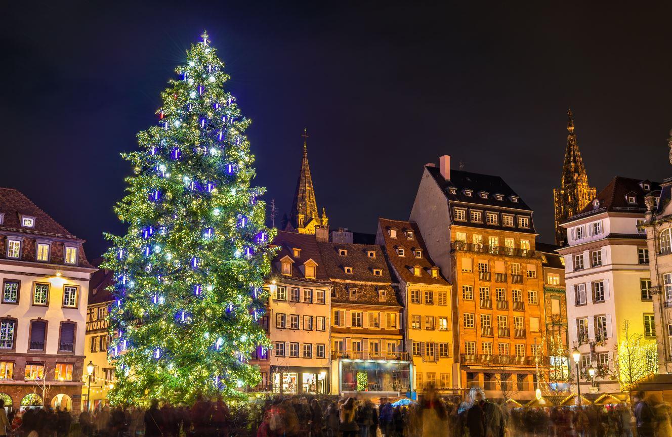 Parking : où se garer au marché de Noël de Strasbourg ?