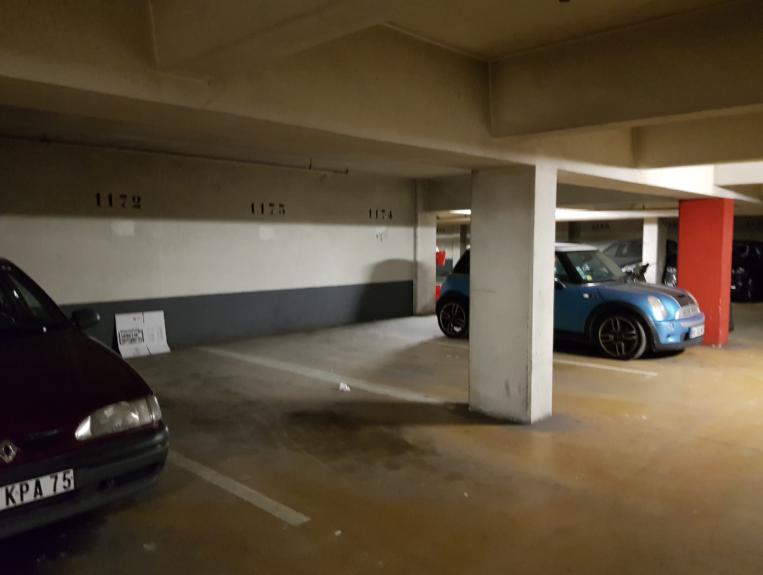 parking gare de l'est
