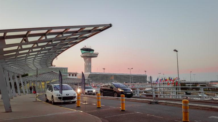 prix parking aéroport bordeaux